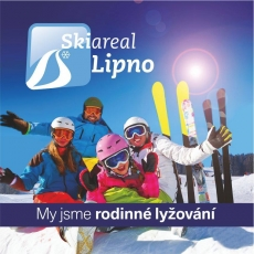 Apartment Lipno Winter ski resort skiing Lipno lake.